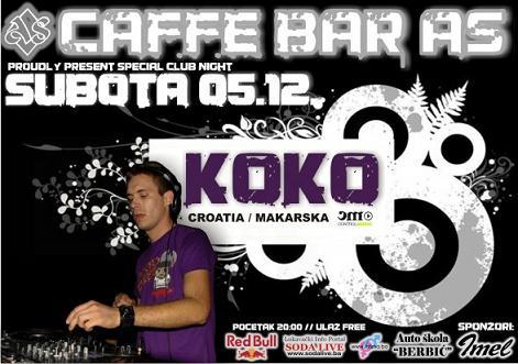 DJ Koko Makarska