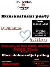 humanitarni party