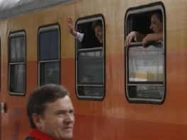 BOSNIA SERBIA TRAIN