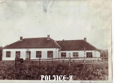 Stara škola u donjem poljicu