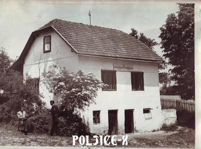 Stara škola u Gornjem Poljicu