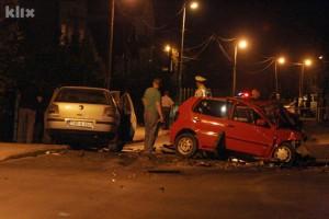Dvoje poginulih u saobracajnoj nesreci u Tuzli