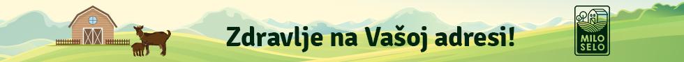 Milo Selo banner