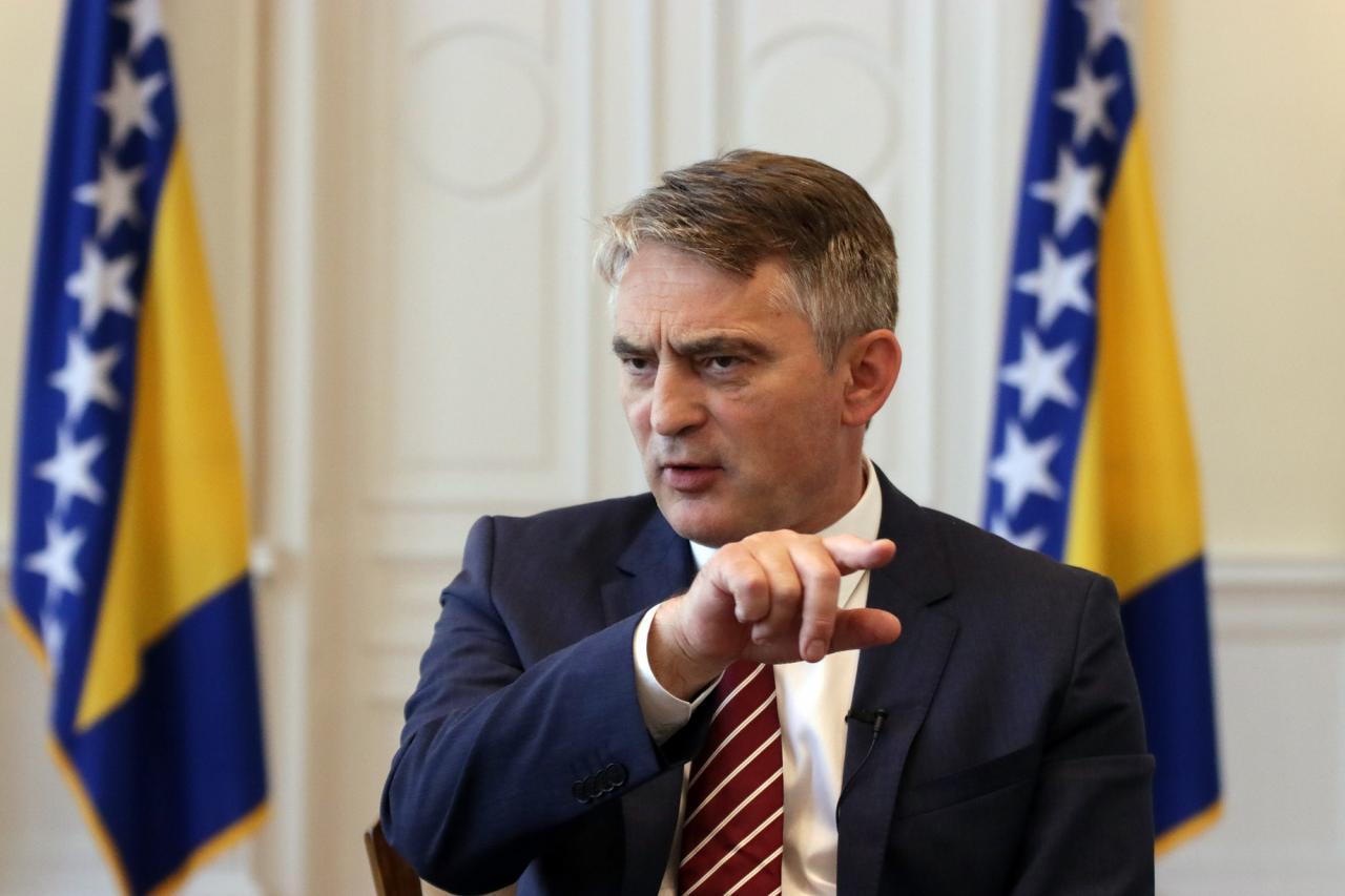 Komšić na samitu Evropska unija – zapadni Balkan