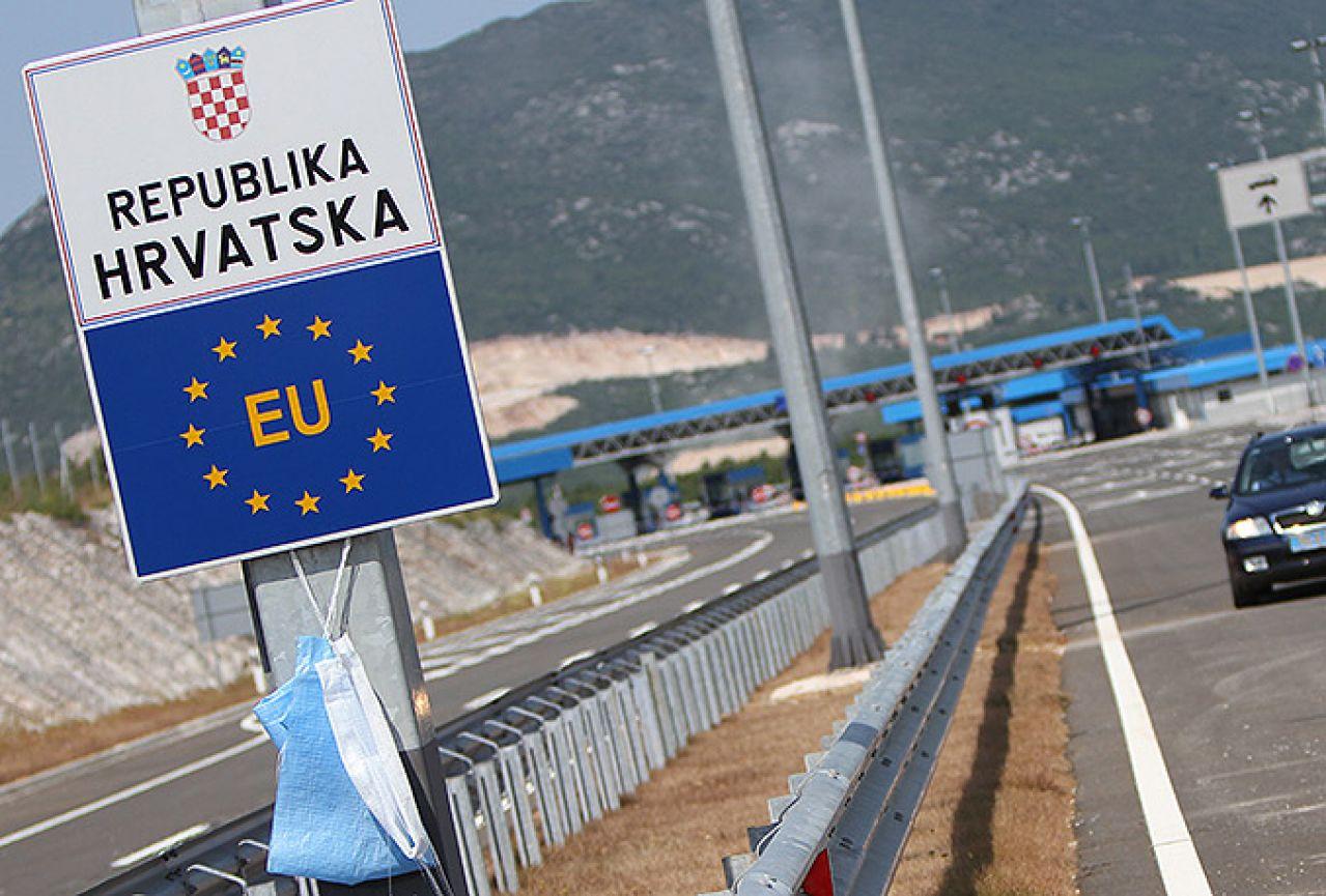 U Hrvatskoj nova pravila: Izmijenjen propis za prelazak granice