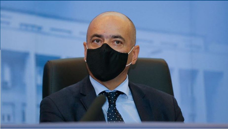 Goran Čerkez: Sve više ljudi na respiratoru, za sedam dana umrlo 89 osoba