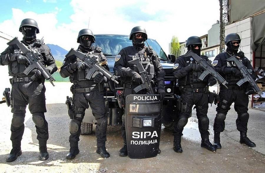 U akciji SIPA-e u Graničnoj policiji uhapšene tri osobe