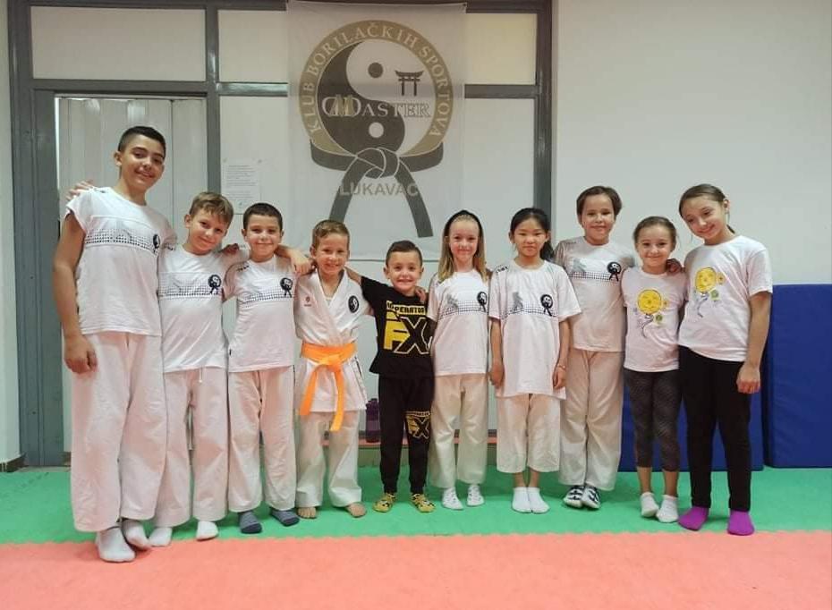 """KBS """"Master"""" postigao značajne rezultate na karate kupu """"Lukavac 2021"""""""
