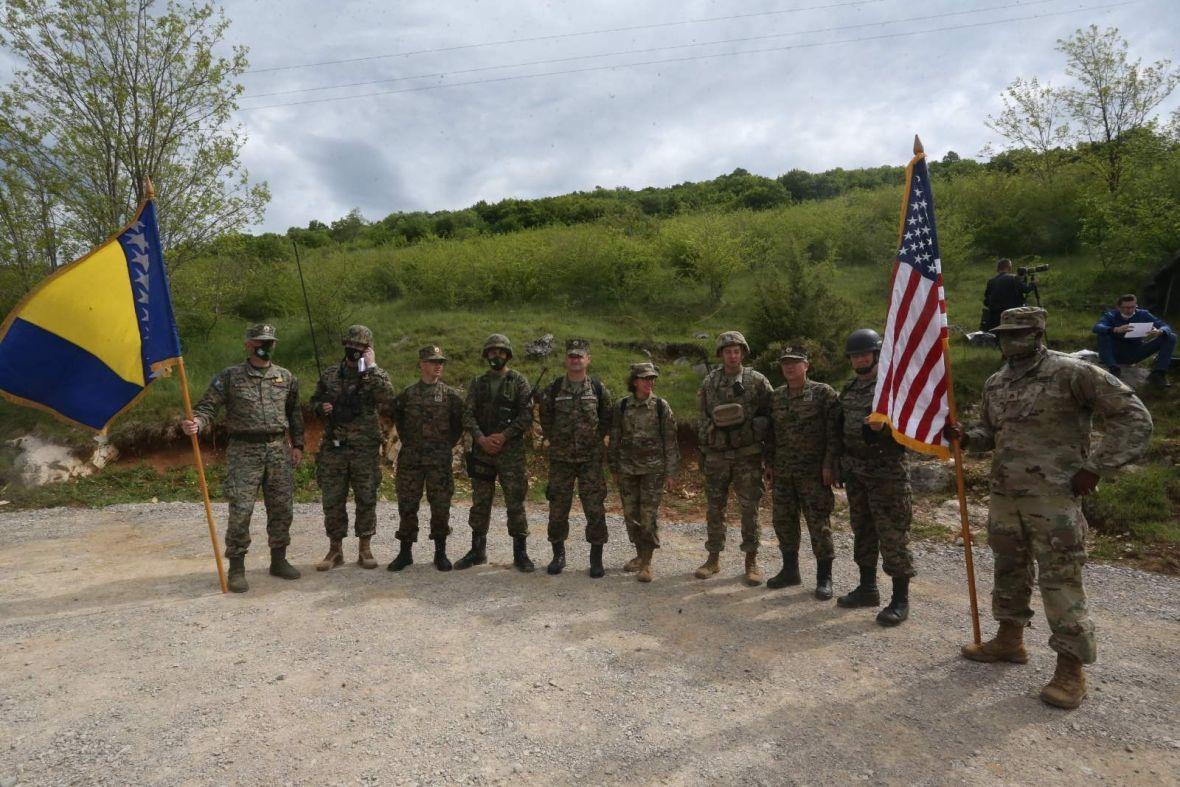 Najavljena vježba Oružanih snaga BiH na Manjači – po NATO konceptu