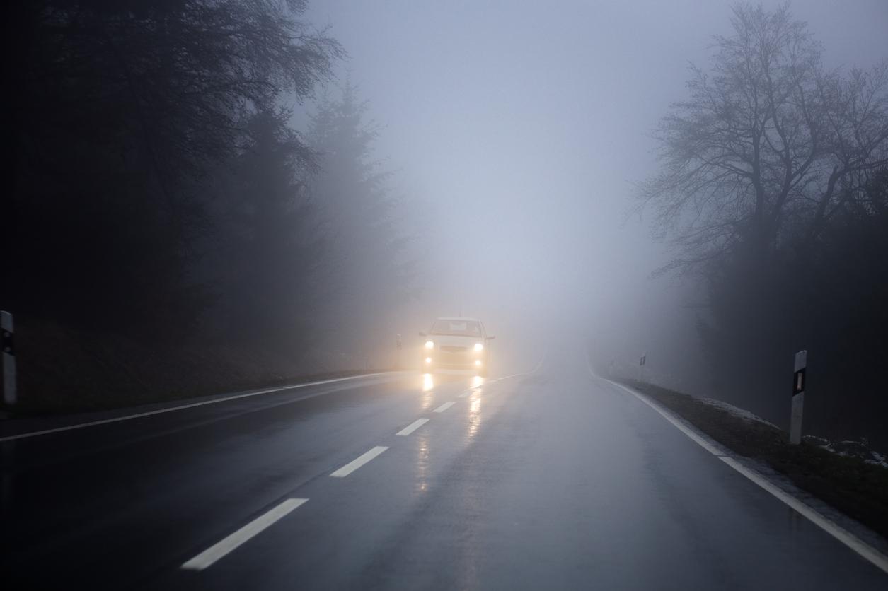 Magla i niska oblačnost smanjuju vidljivost na dionicama u kotlinama i uz rijeke