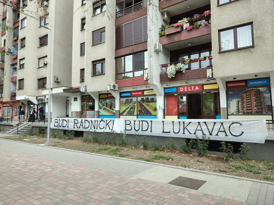 Budi Radnički, budi Lukavac! Nedjelja je dan za gostovanje (FOTO)