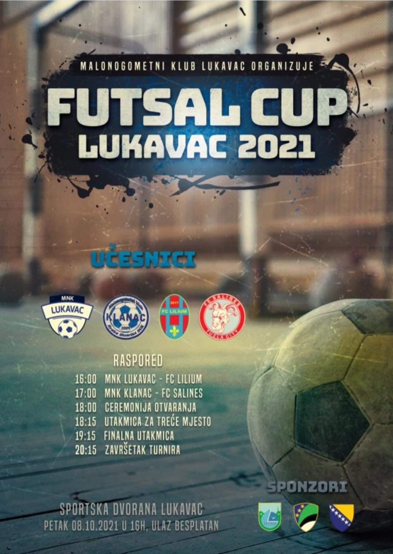 NAJAVA: Futsal Cup Lukavac (FOTO)