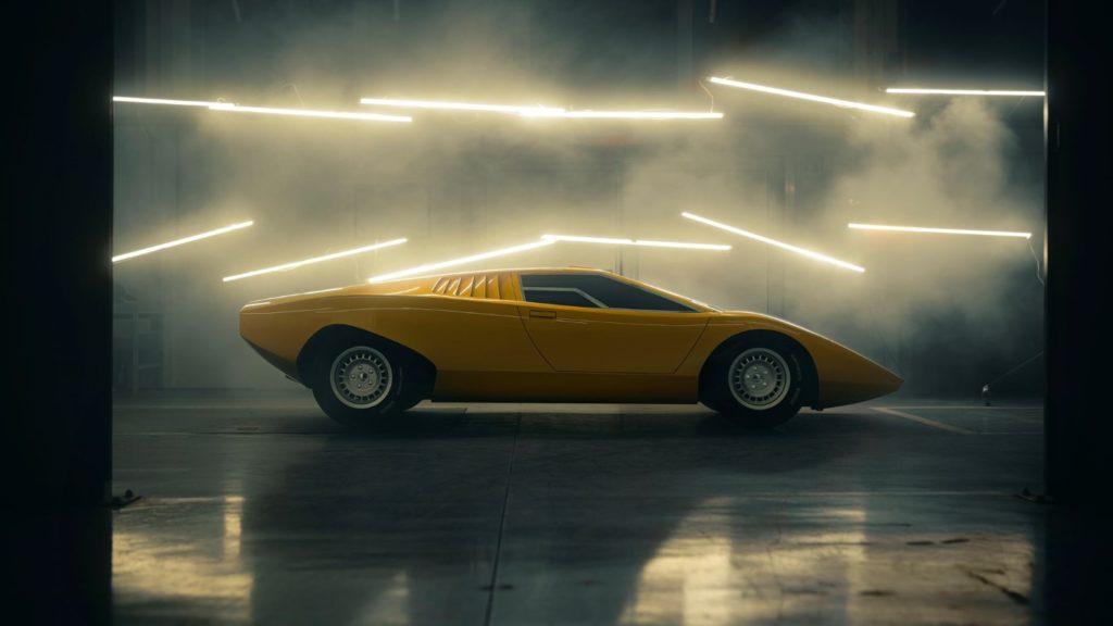 Lamborghini od nule rekonstruirao prvi prototip Countacha